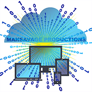 Mansavage Productions Websites Videos Logo